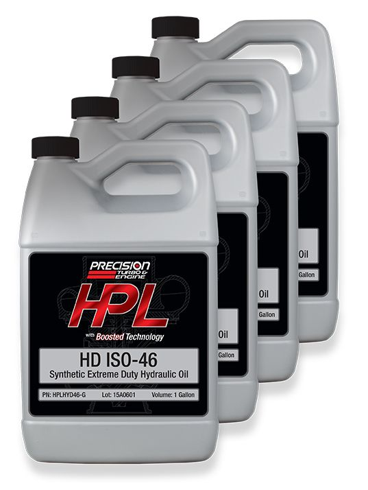 HPL Synthetic Hydraulic Oil ISO-46 (4 x 1 Gallon)